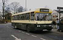 URN153V Warstone,Great Wyrley Vale,Manchester Lancaster CT