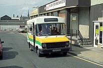 D585EWS Badgerline