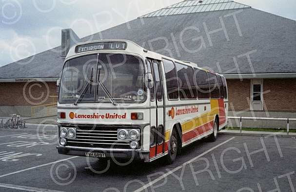 TWH689T Greater Manchester PTE