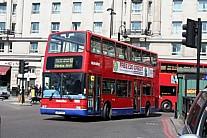 LR02BBV London Metroline