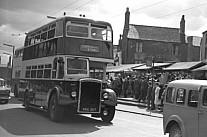 PRA387 Blue Bus,Willington