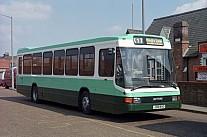 J318BVO Norfolk Green,Kings Lynn Trent Barton