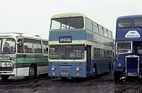 JAK927N South Yorkshire PTE Blue Ensign,Doncaster