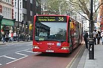 319CLT London Arriva