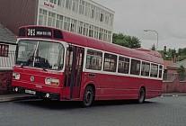 HSC109T Wigan Bus Company,Pemberton Alexander Fife