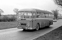 45AUW Green Bus.Rugeley Birch Bros,NW5
