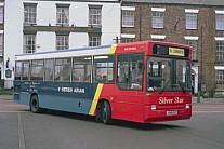 J198PEY Silver Star,Upper Llandwrog