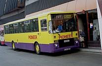 VCW596Y Pioneer,Rochdale Blackpool CT
