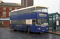 AVK158V Northern Blue,Burnley Busways Tyne & Wear PTE