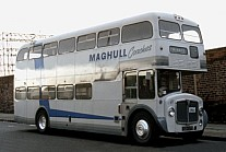 VDB973 Maghull Coaches,Bootle Crosville NWRCC