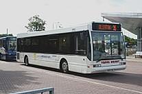 S166UAL Wright,Newark Trent Barton