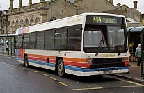 E87KGV Blazefield Lancashire United Stagecoach Red & White Chambers,Bures