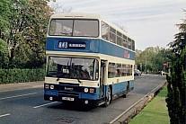 C481YWY Yorkshire Coastliner WYRCC
