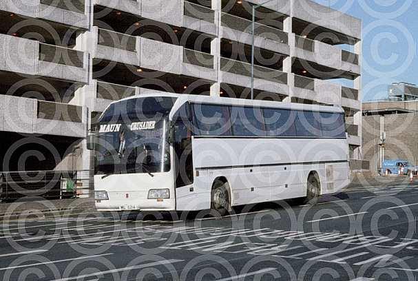 MIL6214 (D525BBV) Maun,Mansfield Mandy Travel,N10 Allenways,Birmingham
