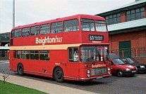 BTU370S Northern Bus,Anston Crosville