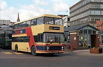 FTU390T Northern Bus,Anston Crosville