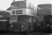 BRR242C Smith&May(Castlepoint Bus Company),South Benfleet Nottingham CT West Bridgford UDC