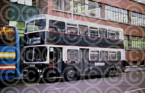VWM89L Confidence,Oadby Merseyside PTE Southport CT