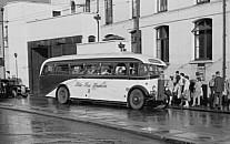 BRB645 Blue Bus,Willington