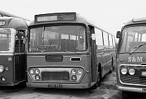 VDB953 Smith&May(Castlepoint Bus Company),South Benfleet GMPTE SELNEC PTE NWRCC