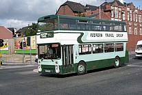 JVM993N Redfern,Mansfield GMPTE