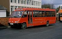 H81PTG Wigan Bus Company Bebb,Llantwit Fadre
