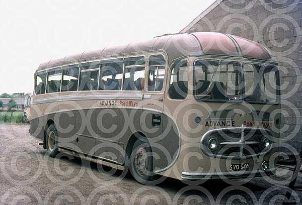 SVO546 Advance,Goole Barton Chilwell