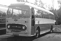 HEK958 Everton,Droitwich Smith Wigan