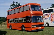 31DOO (TGX852M) Ensignbus,Purfleet London Transport