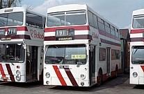 THX563S Bullocks,Cheadle London Buses London Transport