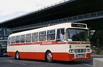 WCW308R Cygnet(Barnsley Omnibus),Darton Clydeside Lancaster CT