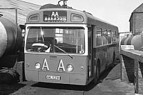 AML629H AA Dodds,Troon London Transport