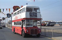 357CLT Blackpool CT London Transport