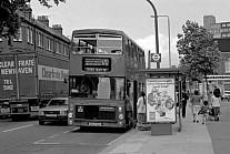 A102SUU London Buses