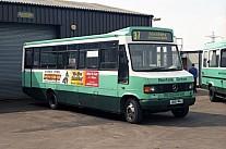J610WHJ Norfolk Green,Kings Lynn Arriva London County Bus