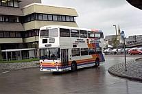 JDB119N Stagecoach Ribble East Midland - Frontrunner(SE) GM Buses GMPTE