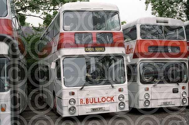 WWH35L Bullocks,Cheadle GMPTE SELNEC PTE