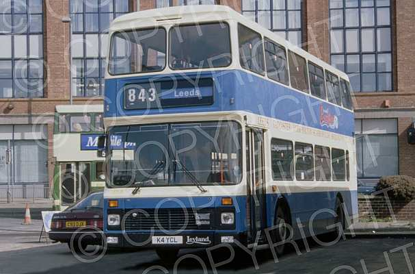 K4YCL Yorkshire Coastliner