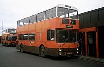 A667HNB GM Buses GMPTE