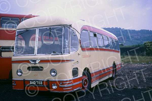 BHD703 Yorkshire Woollen District