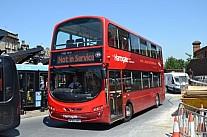BF62UXZ Transdev Harrogate & District