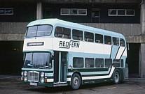 FJA205D Redfern,Mansfield GMPTE SELNEC PTE NWRCC