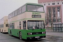 KYV519X Kimes,Folkingham Go Oxford London Transport