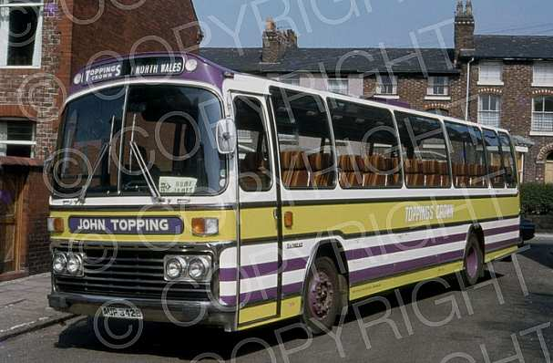 AUP342B Rebody Toppings,Liverpool Sunderland District