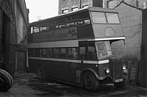 ACK799 Alexander Greyhound,Sheffield Ribble MS
