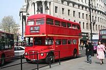 ALM89B Stagecoach London Blackpool CT London Transport
