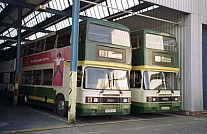 H549GKX / H546GKX Transdev Lancashire United Blackburn CT Armchair,Brentford