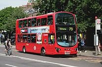 LJ62BFZ London Arriva