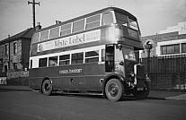 AYV645 London Transport