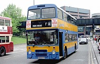 E928KYR Fareway,Liverpool London Buses